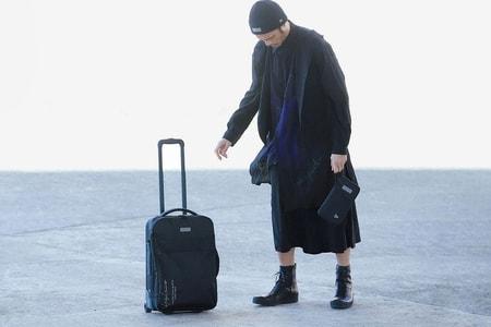 "Yohji Yamamoto and New Era Japan Prep Vacation-Ready ""Travel Series"""