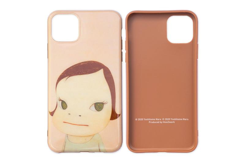 Yoshitomo Nara How2Work Apple iPhone 11 Pro Max Cases Release Info Let's talk about glory Guitar Girl/Cheer up! YOSHINO!