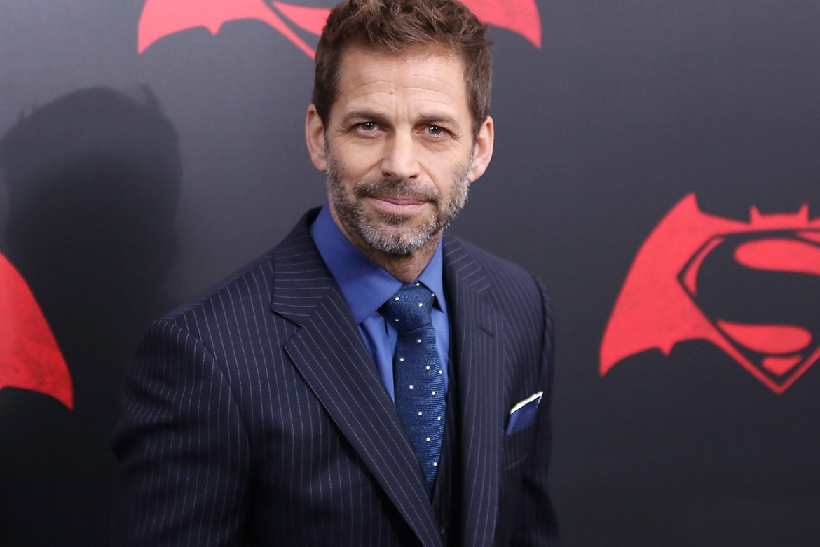 Zack Snyder Hosts 'Man of Steel' Watch Party on Vero | HYPEBEAST