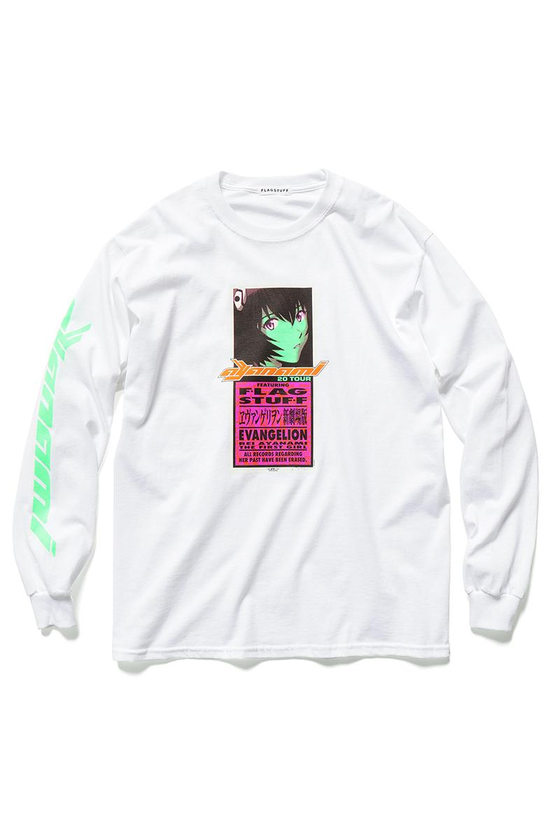 "ZOZOTOWN ""Thanks, Evangelion"" Capsule Collection movie neon genesis 3.0+1.0 Thrice Upon a Time"