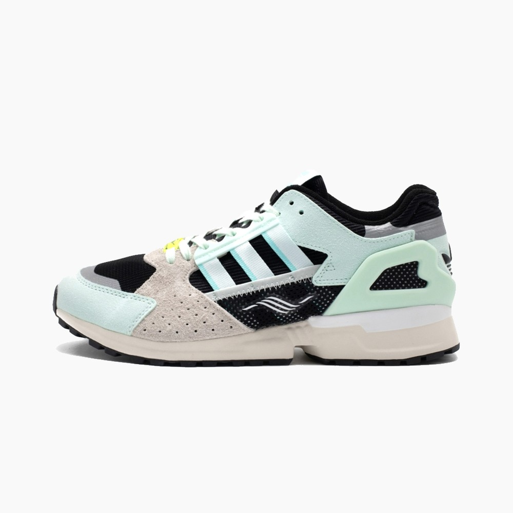 "adidas Originals ZX 10000 C ""Dash Green"" Sneaker Release Where to buy Price 2020"