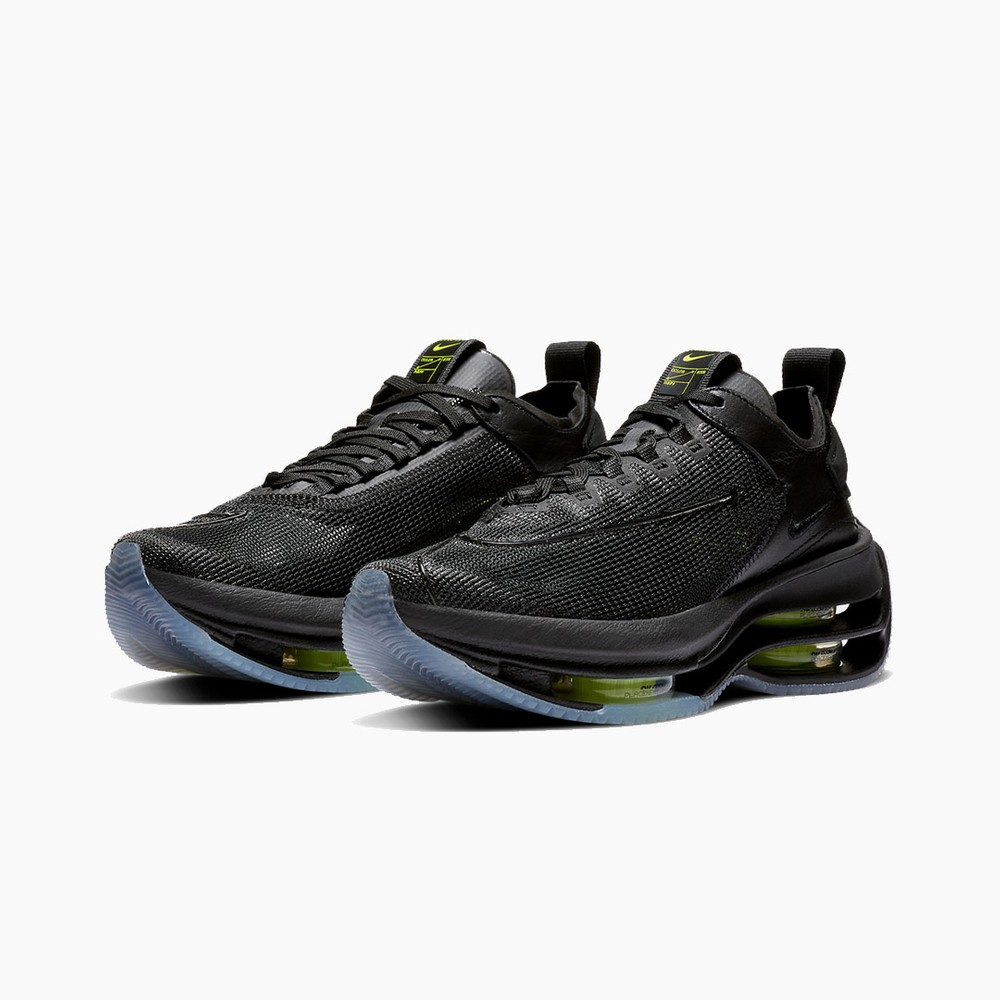 """Nike Zoom Double Stacked """"Black/Volt"""" Sneaker Release Where to buy Price 2020"""