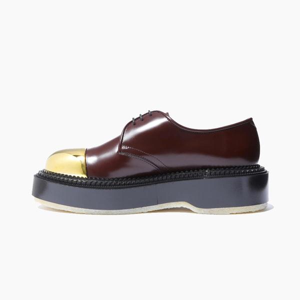 """UNDERCOVER x Adieu Dress Shoes """"Bordeaux"""""""