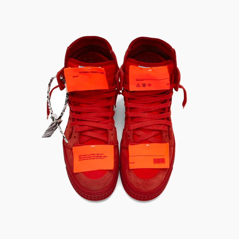 """Off-White™ Off Court 3.0 Sneakers """"Red"""" Release Where to buy Price 2020 Virgil Alboh"""