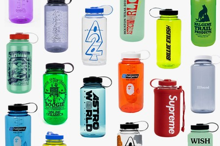 Why Nalgene is the Air Force 1 of Reusable Water Bottles