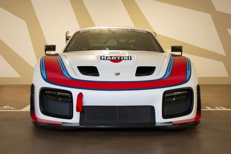 2020 Porsche 935 With Zero Miles up for Auction number 2 of 77 built  twin-turbocharged 3.8-liter flat-six 700 horsepower