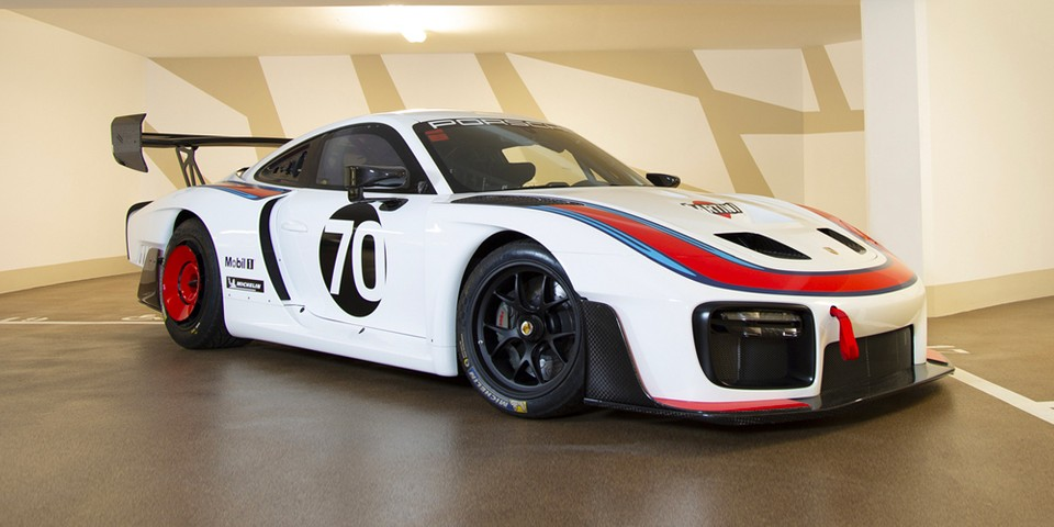 Pristine 2020 Porsche 935 With Zero Miles up for Auction