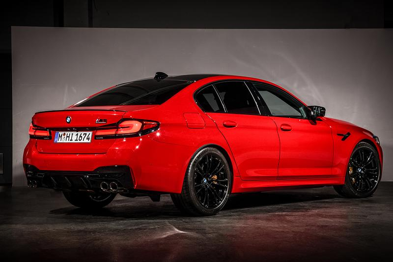 2021 BMW M5 & M5 Competition Unveiled   HYPEBEAST
