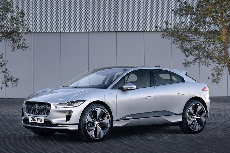 Jaguar Unveils Tech-Heavy 2021 I-Pace Electric SUV | HYPEBEAST