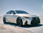 2021 Lexus IS Gets a Sporty-Yet-Functional Redesign