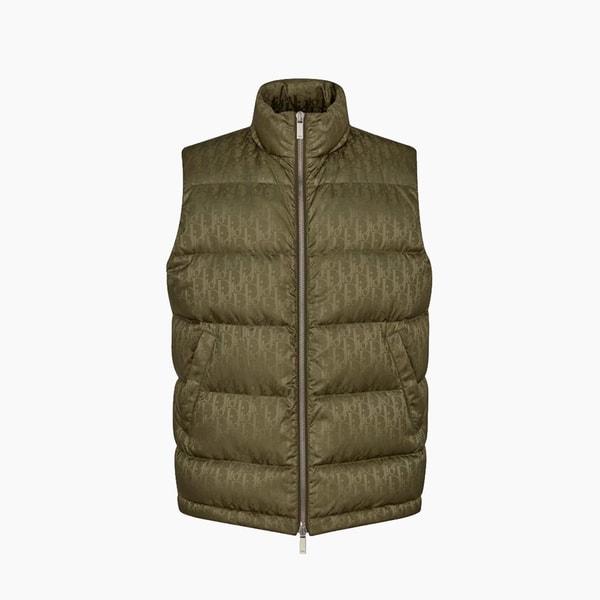 Dior Oblique Down Vest