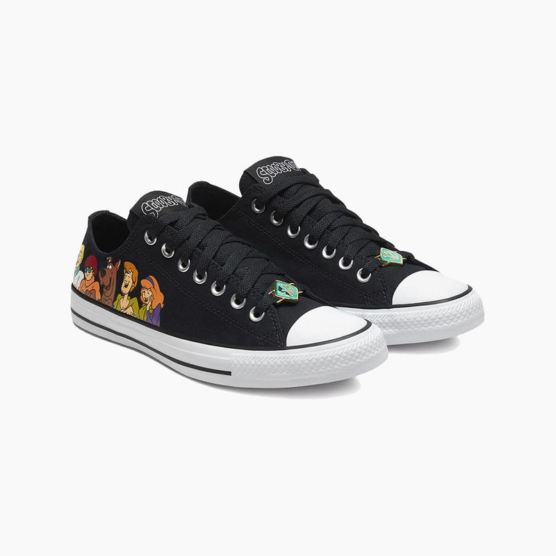 Scooby Doo x Converse Chuck Taylor All Star Low Sneaker Release Where to buy Price 2020