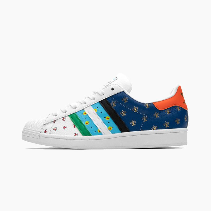 """size? x adidas Originals Superstar """"Tribute"""" Sneaker Release Where to buy Price 2020"""