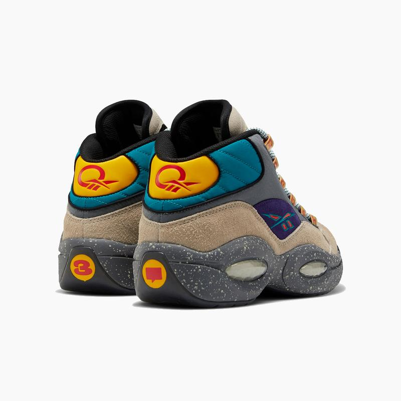 "Nice Kicks x Reebok Question Mid ""Bubba Chuck"" Sneaker Release Where to buy Price 2020"