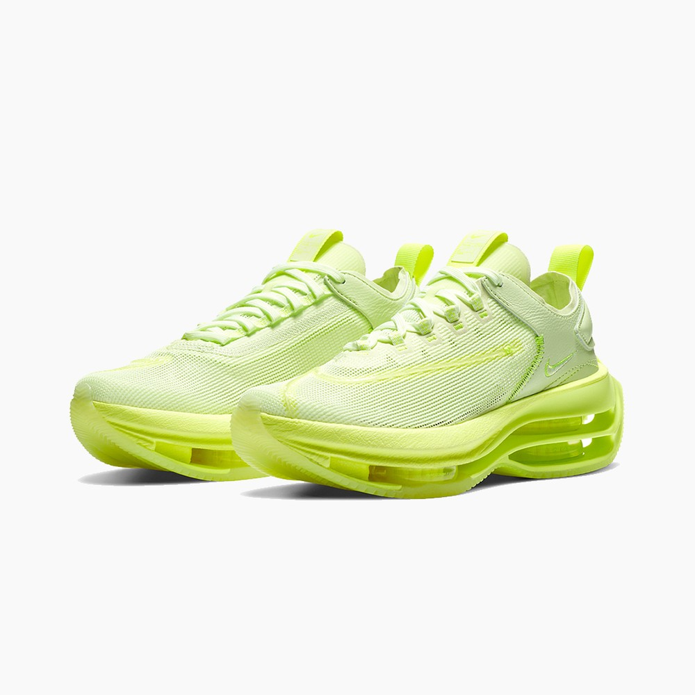 """Nike Zoom Double Stacked """"Barely Volt"""" Sneaker Release Where to buy Price 2020"""