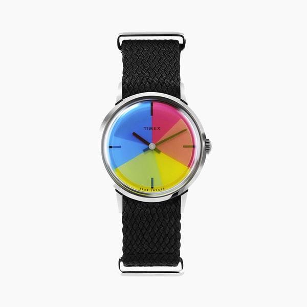 Todd Snyder x Timex Pride Month Watch
