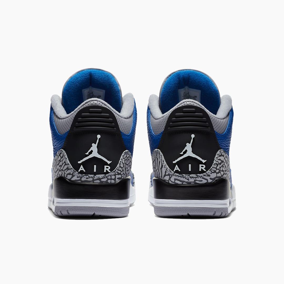 blue cement jordans