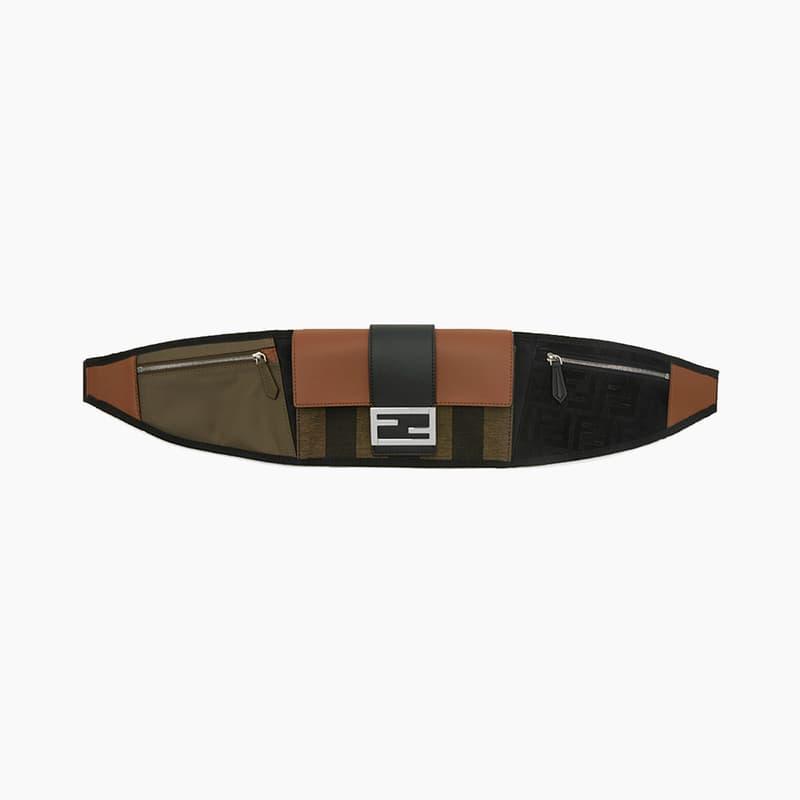 """Fendi """"Forever Fendi"""" Baguette Belt Bag Release Where to buy Price 2020"""
