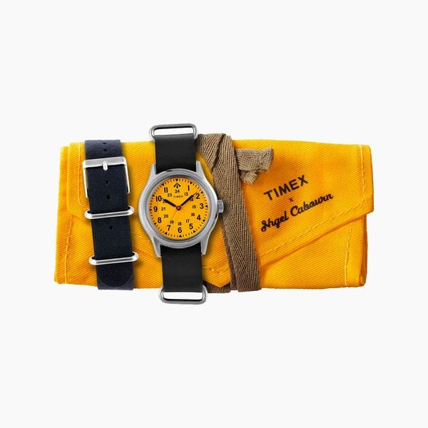 Nigel Cabourn x Timex Survival Watch