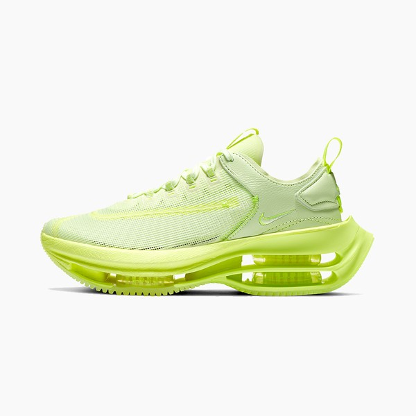 "Nike Zoom Double Stacked ""Barely Volt"""