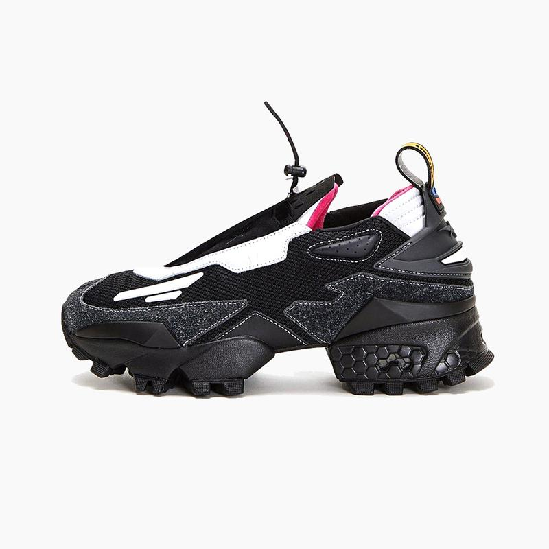 "Pyer Moss x Reebok Experiment 4 Fury Trail ""Innocence Project"" Sneaker Release Where to buy Price 2020 Collaboration"