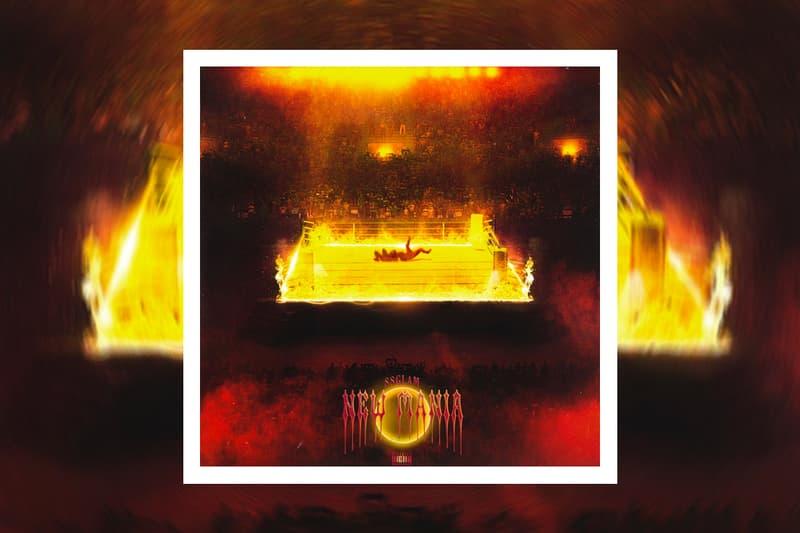 88GLAM Dance for Me Single Stream Release NEW MANIA Album Tracklist 88 Camino Derek Wise