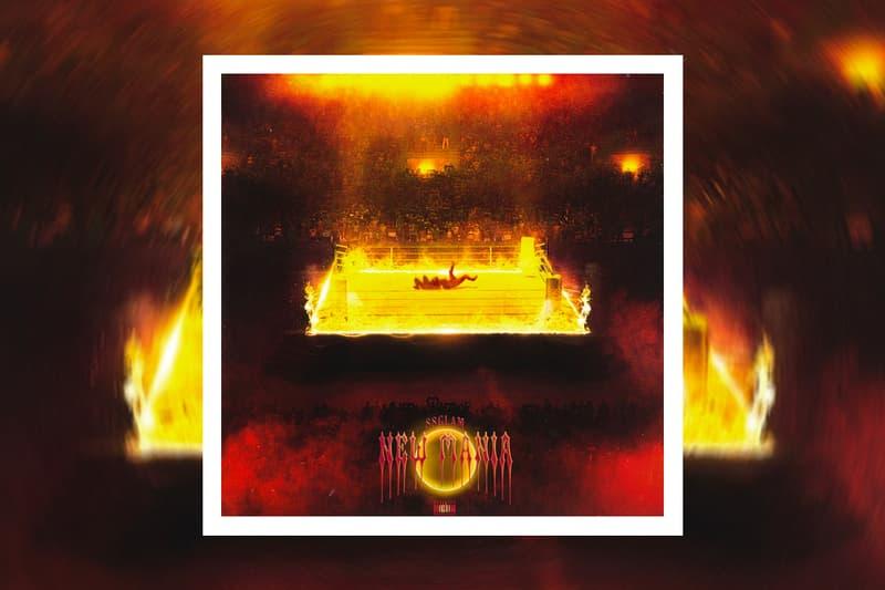 88GLAM 'New Mania' Album Stream spotify apple music hip-hop rap toronto the six derek wise 88camino mixtape