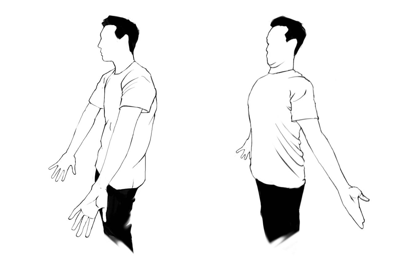 Good Posture Neck Back Pain Headache Tightness Soreness Stretching Meditation Myodetox