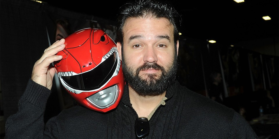 Austin St John Power Ranger Beast Morphers Red Ranger Hypebeast