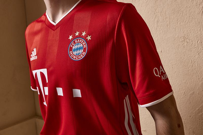 Fc Bayern Munich Adidas Home Kit For 2020 21 Hypebeast