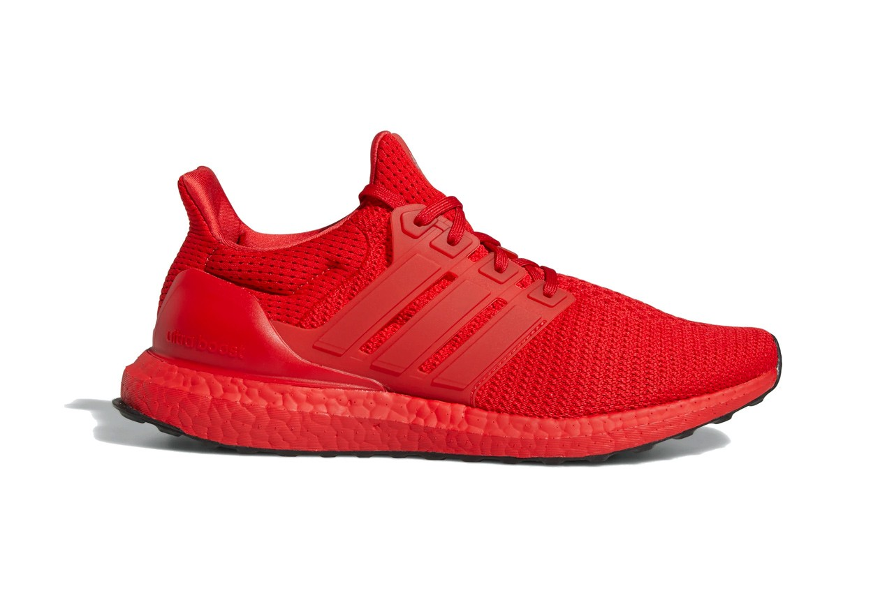 adidas UltraBOOST All Red \