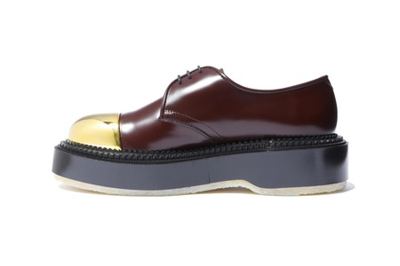Adieu and UNDERCOVER Team up for Metal-Plated Dress Shoes