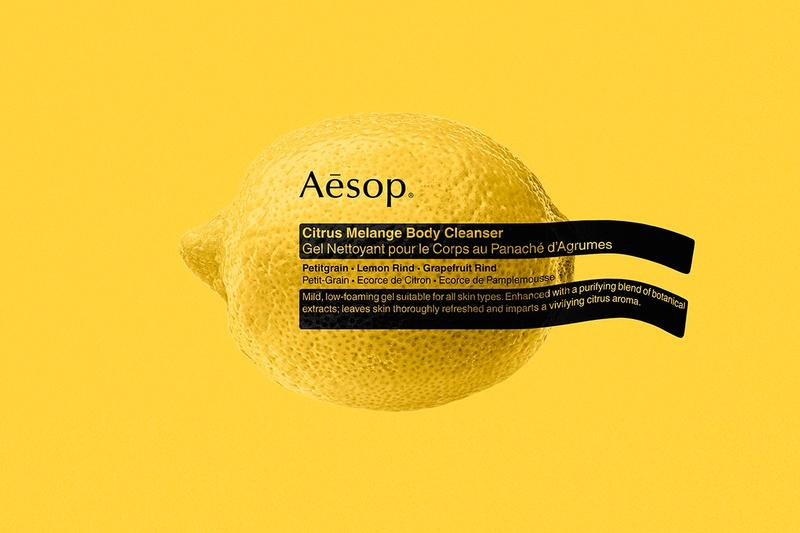 Aēsop Citrus Melange Body Cleanser Release Info Buy Price