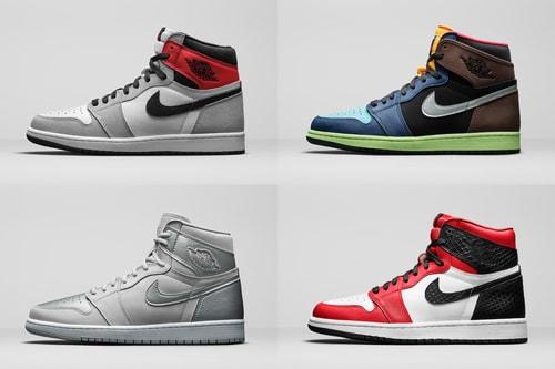 Jordan Brand Presents Fall 2020 Retro Collection