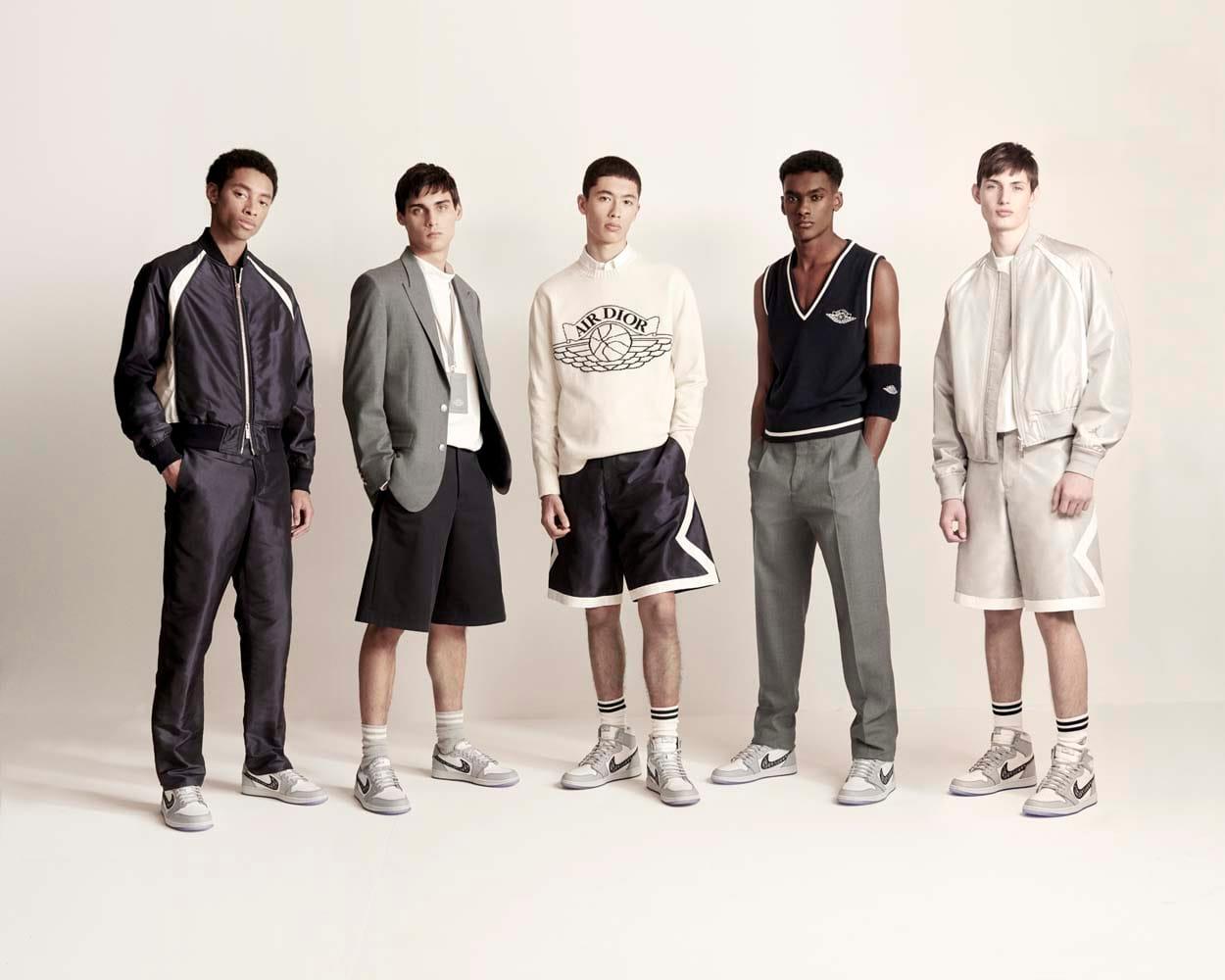 Air Jordan 1 Dior Sneakers Purchase