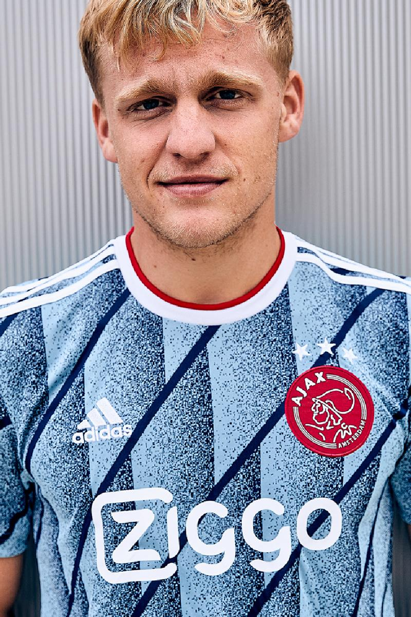 adidas Unveils Retro-Inspired Ajax Away Kit for 2020/21 ...