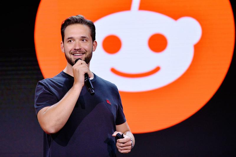 Alexis Ohanian Reddit Replace With Black Candidate resigns board of directors steps down serena williams