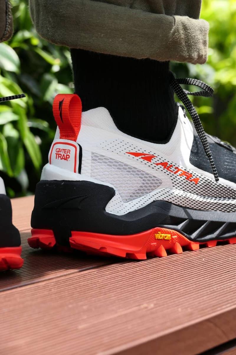 altra running utah brand sneakers fall winter 2020 fw20 olympus 4 lone peak 4.5 outerwear
