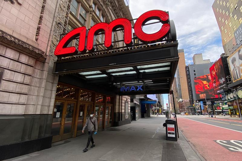 AMC Theatres Reopen 450 Locations Coronavirus Info Pandemic Must Wear Mask