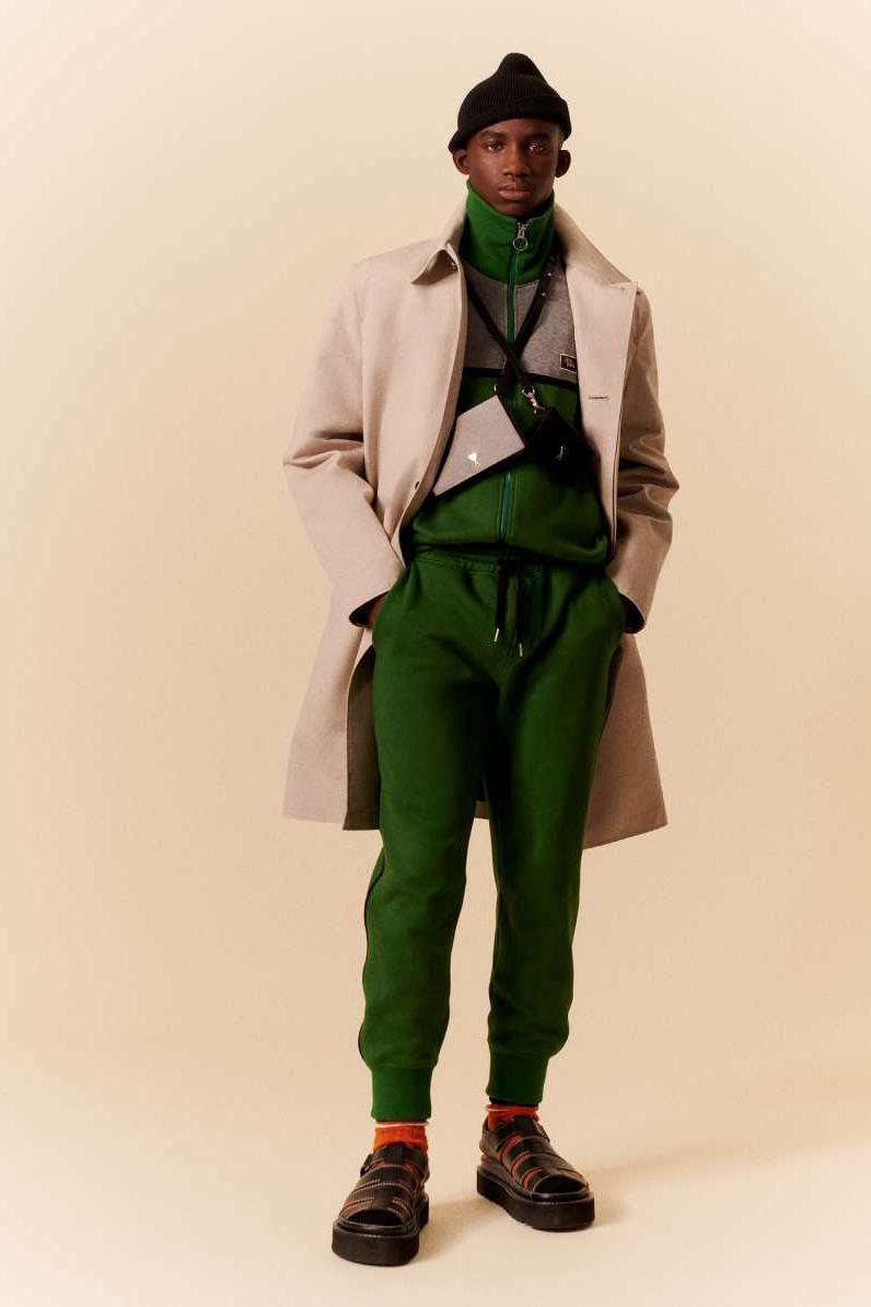AMI Pre-Fall 2020 Collection Alexandre Mattiussi Menswear David Hockney Peter Schlesinger Nostalgic '70s Sportswear Moccasins Sandals Sneakers Sweaters