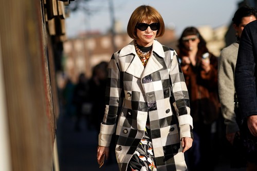 Anna Wintour Acknowledges Lack of Support for Black Staff at 'Vogue'