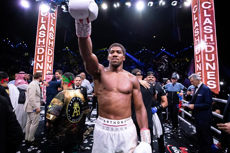 Anthony Joshua Tyson Fury Agree Two Fight Deal info Boxing IBF WBA WBO WBC Heavyweight Champion