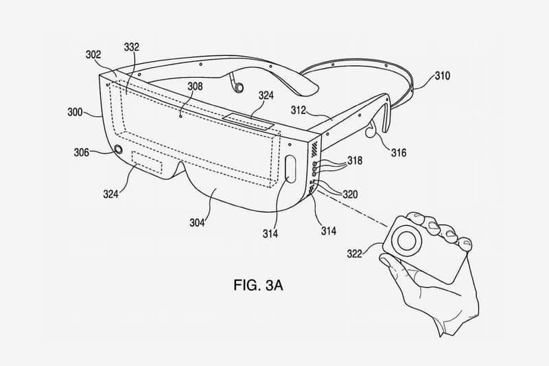 apple ar augmented reality glasses automatic adjusting lenses prescription patent registration