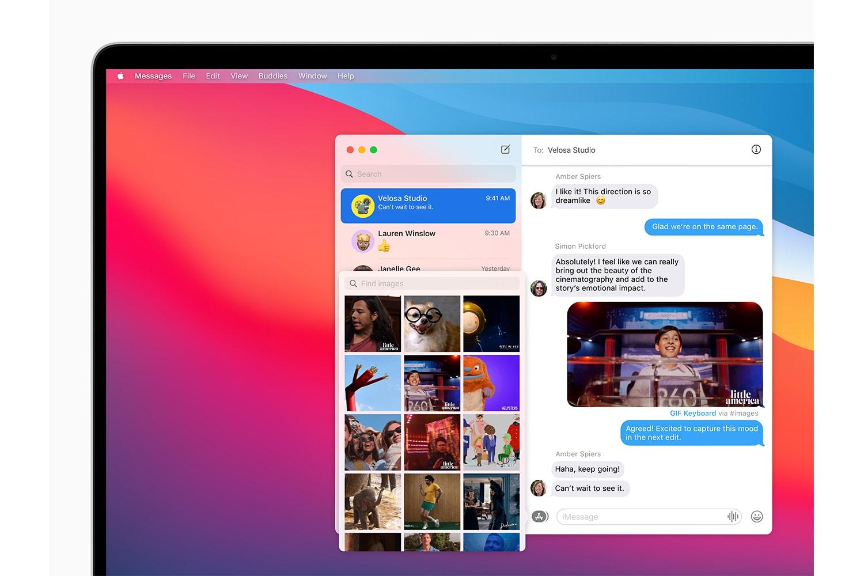 Apple macOS Big Sur Apple Silicon Chips Announcement WWDC 2020