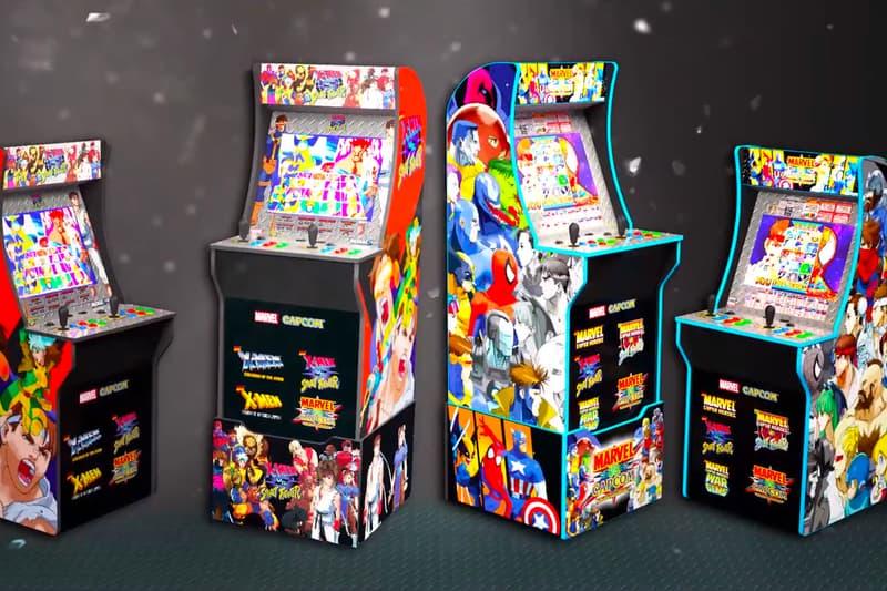 Big Buck Hunter X-Men vs. Street Fighter Ms. Pac-Man Marvel vs. Capcom