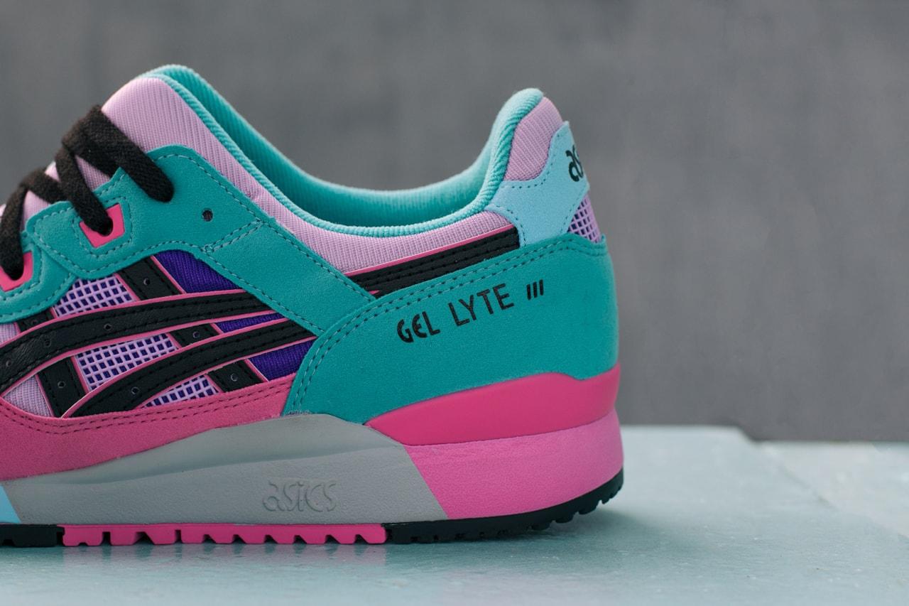 Shigeyuki Mitsui black teal pink white summer sneakers canvas japanese design neon colorful