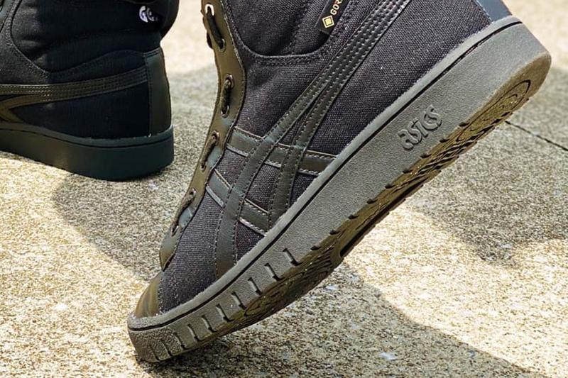 ASICS GEL PTG MT Gore TeX Shoes Sneakers shoes footwear trainers runners kicks spring summer 2020 collection menswear streetwear