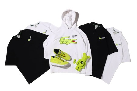 """atmos and Lacoste Combine Street Culture and Tennis for """"Street Tennis"""" Collection"""