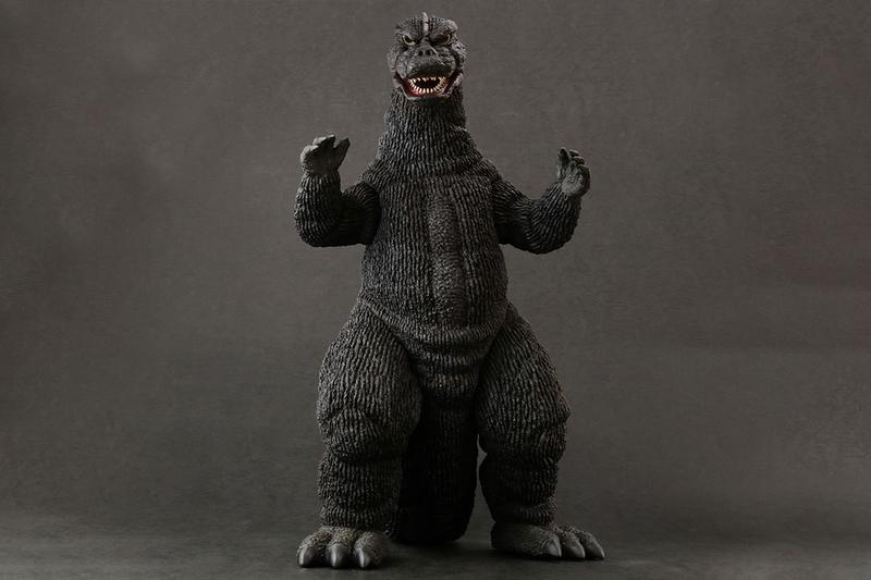 Godzilla (1975) Toho 30cm Series Light up Version figures Showa Era films vintage retro Mechagodzilla Titanosaurus