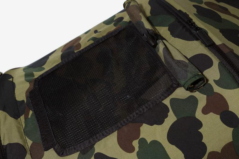 BAPE a bathing ape 1ST CAMO AIRBUGGY Stroller Release Info moms goods babycare